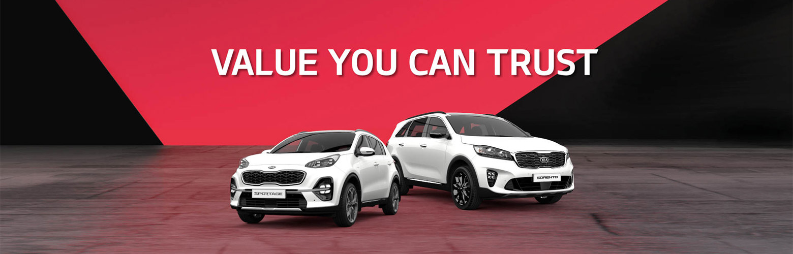 Kia - Value You Can Trust