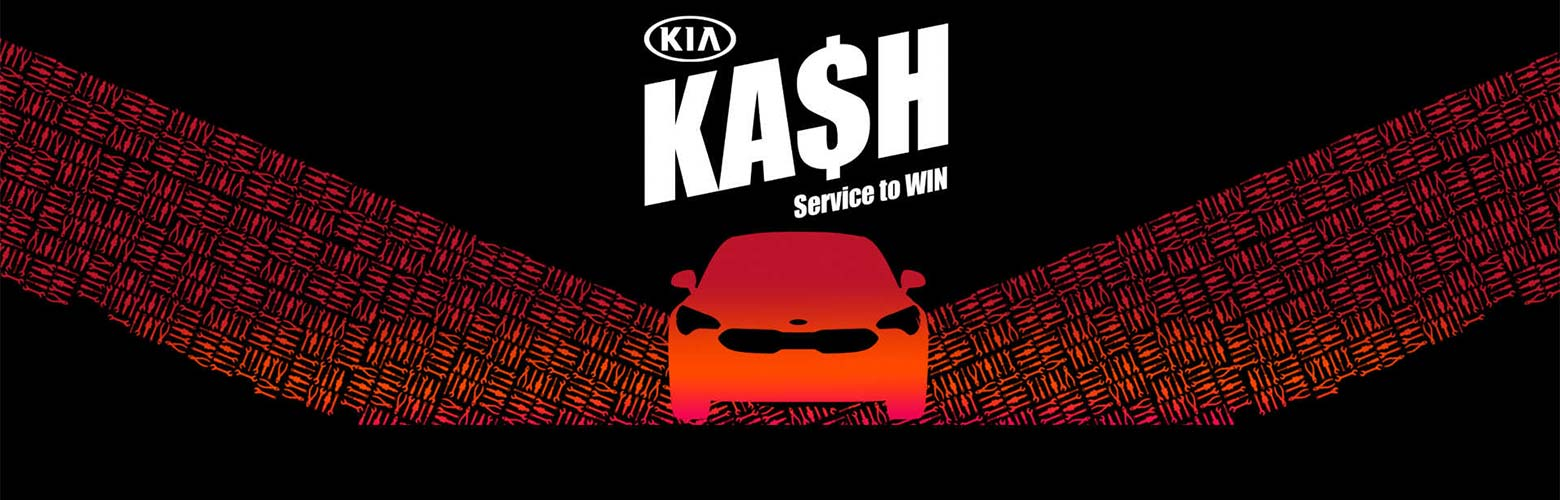 Kia Kash - Service To Win