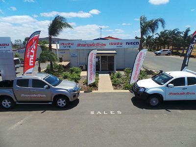 Port Augusta Isuzu Sales