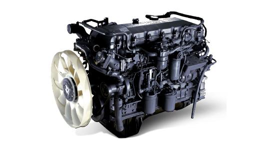 Xcient - Powertec Engine