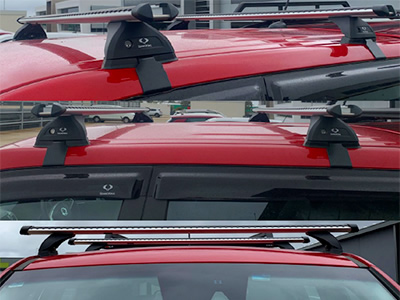 Musso - Roof Racks