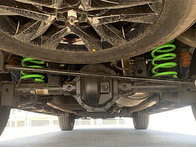 Musso - Performance Suspension Kit