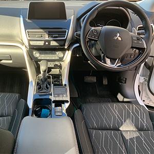 2018 Mitsubishi Eclipse Cross LS 1.5 Turbo Petrol CVT Auto