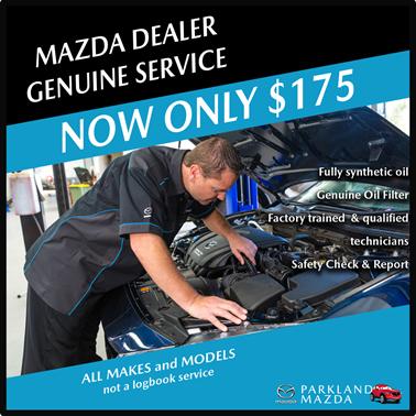 Parkland Mazda Mazda Dealer Service