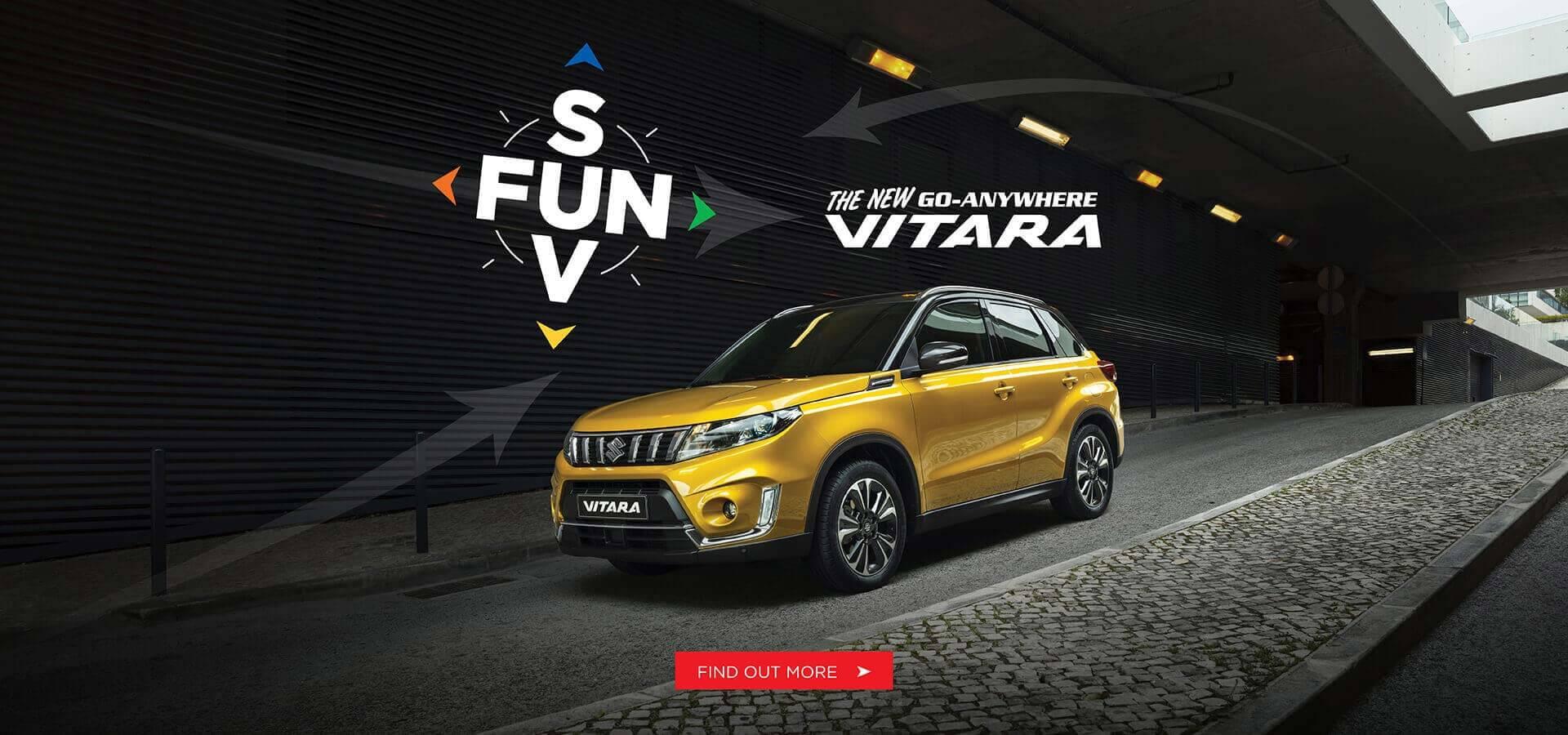 Suzuki QLD - Vitara