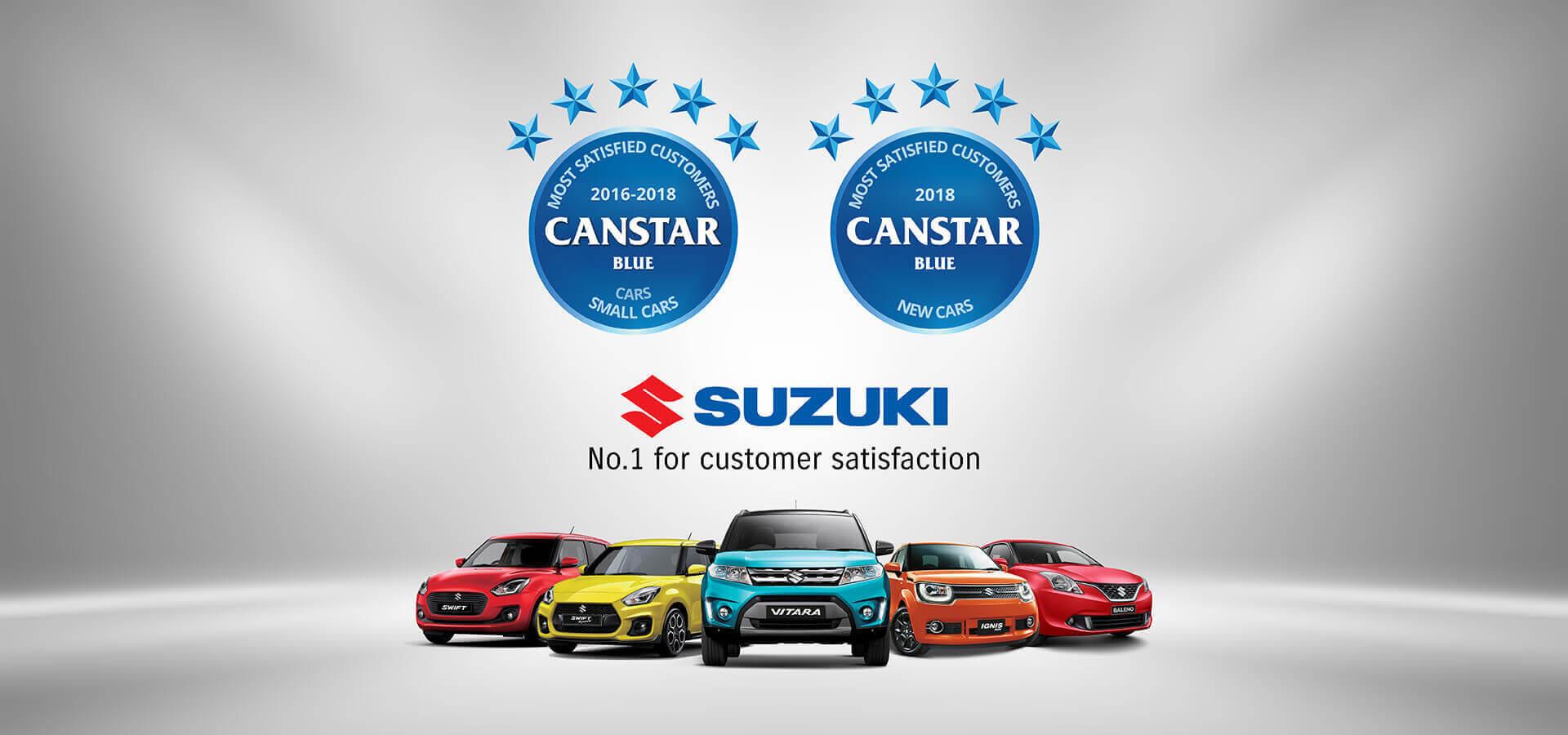 SuzukiQLD Customer Satisfaction