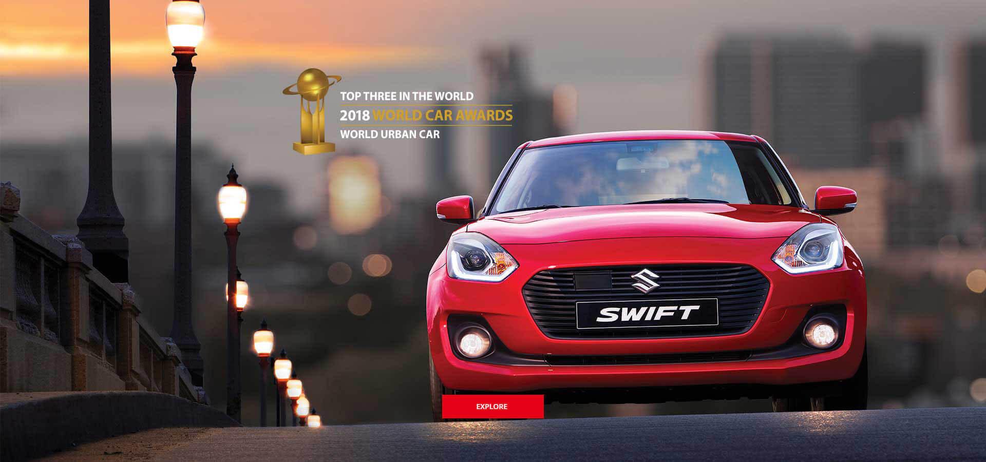 SuzukiQLD - Car Awards