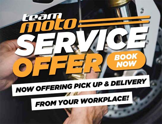 TeamMoto Service Offer