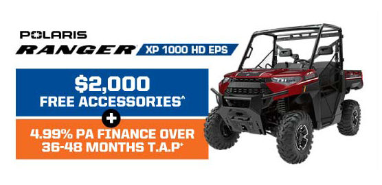 Polaris Ranger XP 1000 HD EPS