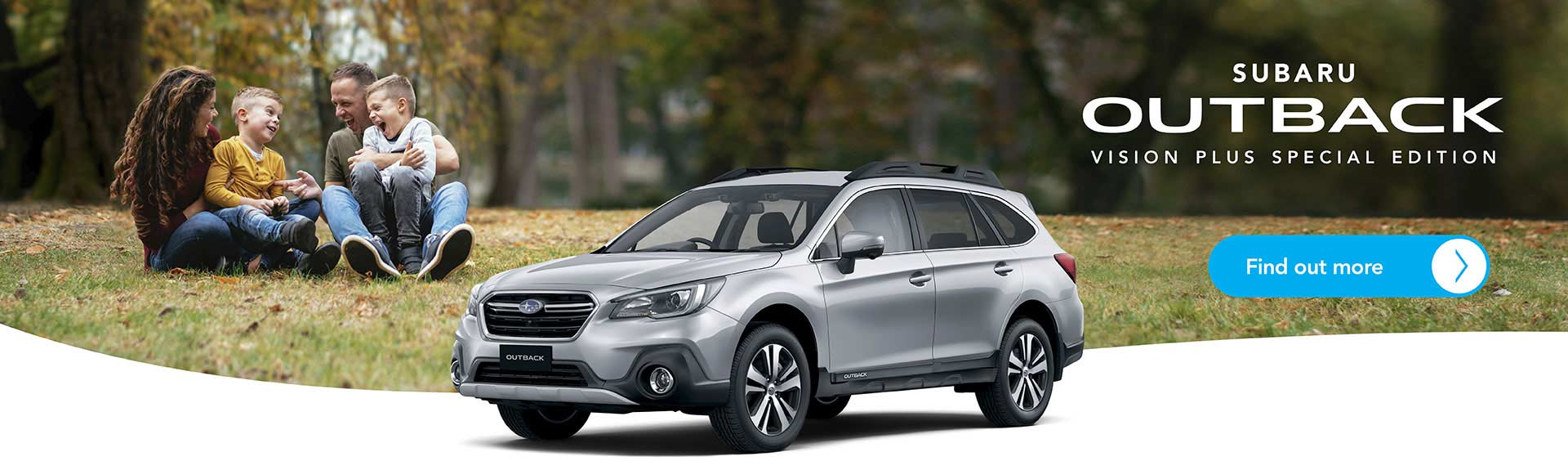 Subaru Outback Vision Assist Edition