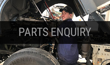 Hall's Transport Repairs Parts Enquiry