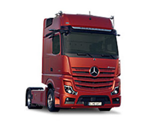Mercedes-Benz Trucks  - Actros