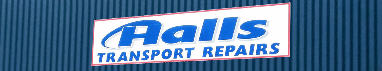 Hall's Transport Repairs - Contact Us