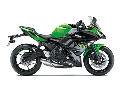 Kawasaki - 2019 Ninja 650L KRT Edition