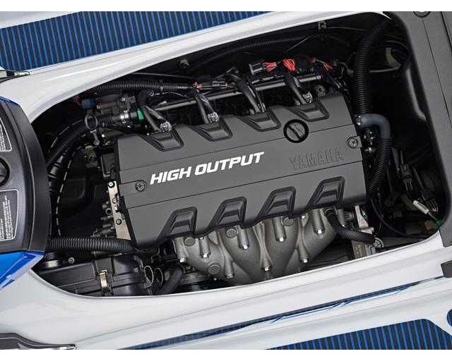 1.8 LITRE HIGH OUTPUT ENGINE