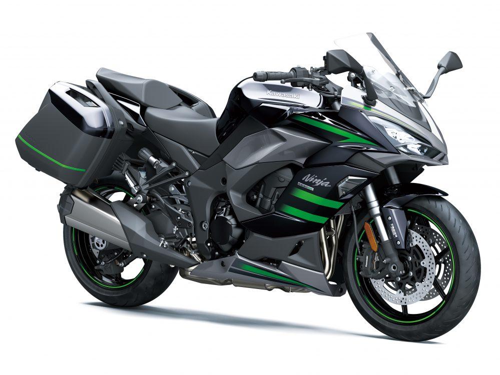 Kawasaki - 2020 Ninja 1000SX