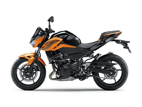 Kawasaki - 2020 Z400