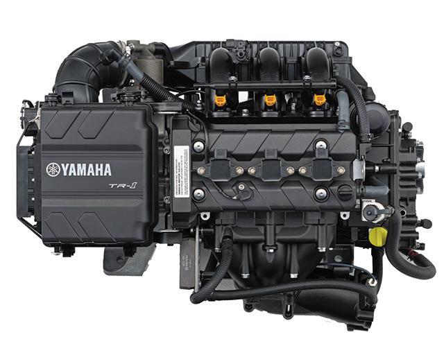 1 LITRE TR-1 Engine