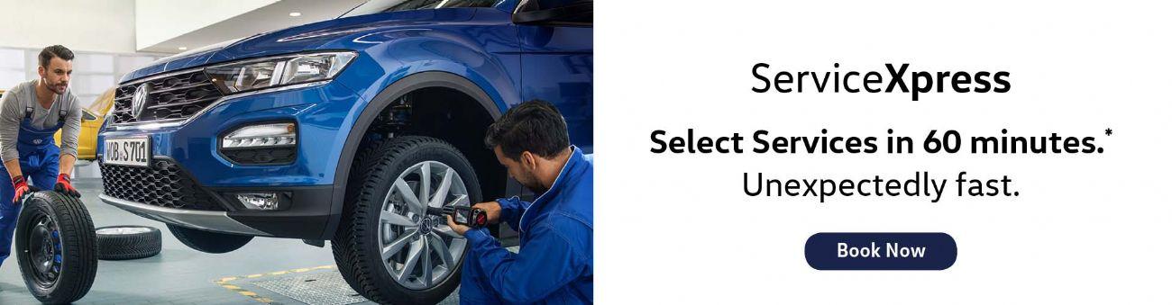 Rockdale Volkswagen - Service Xpress