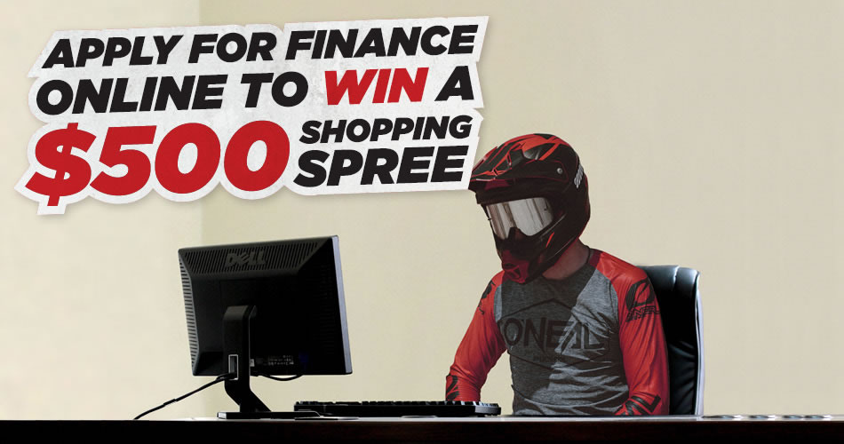 Win $500 with Ultimate motorbikes