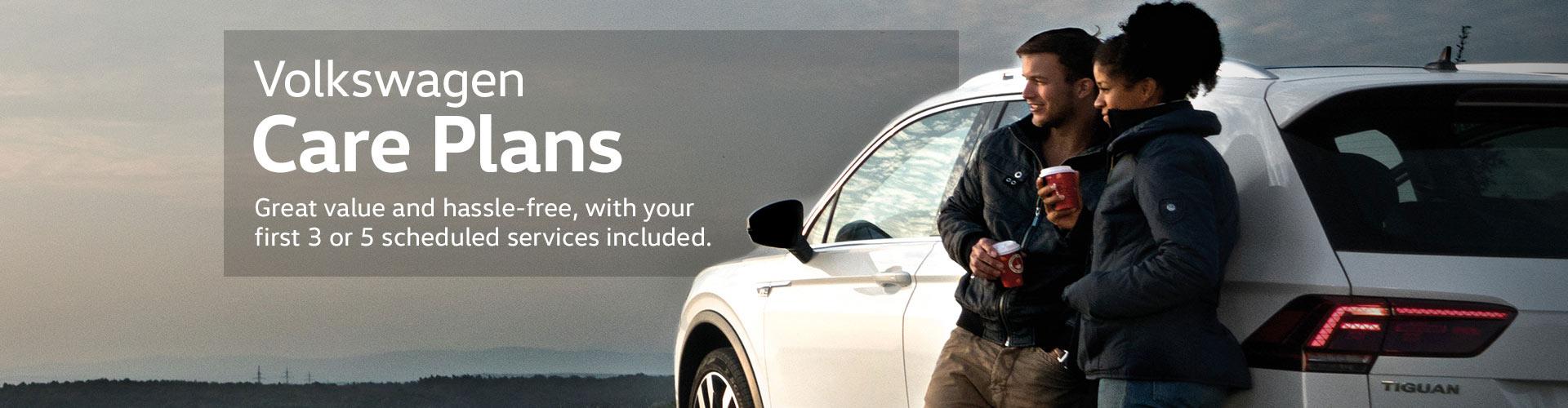 Volkswagen Care Plans
