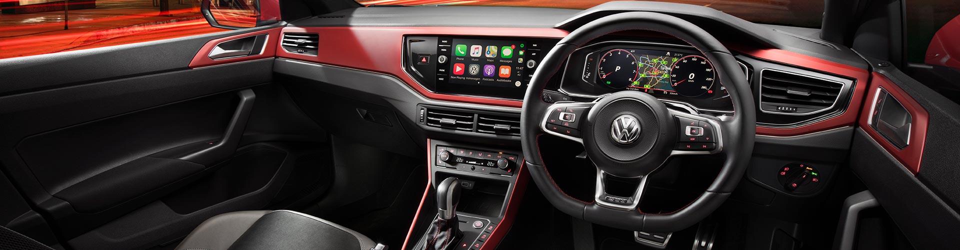 Volkswagen GTI Dash