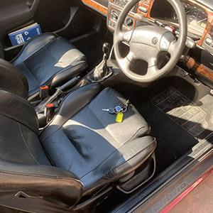 1996 Volkswagon Golf Cabriolet 2 Door Convertible