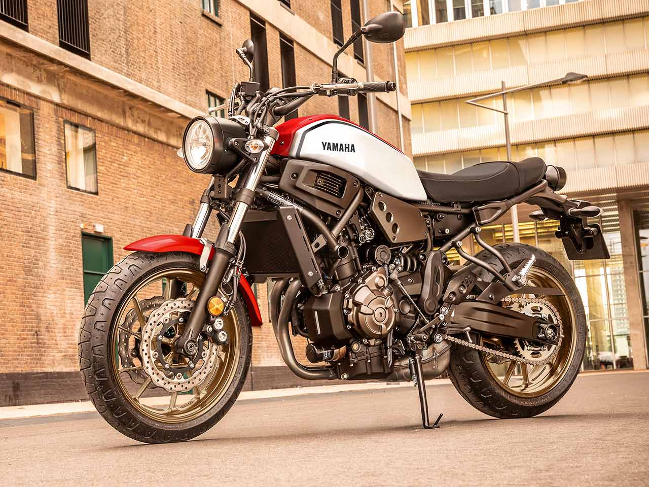 2020 Yamaha XSR700 Gallery 2