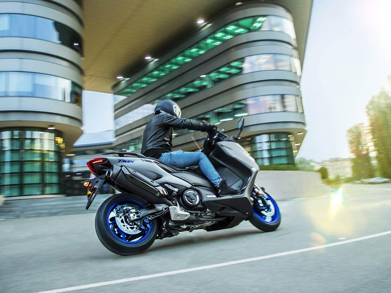 2020 Yamaha TMAX 560 Gallery 5