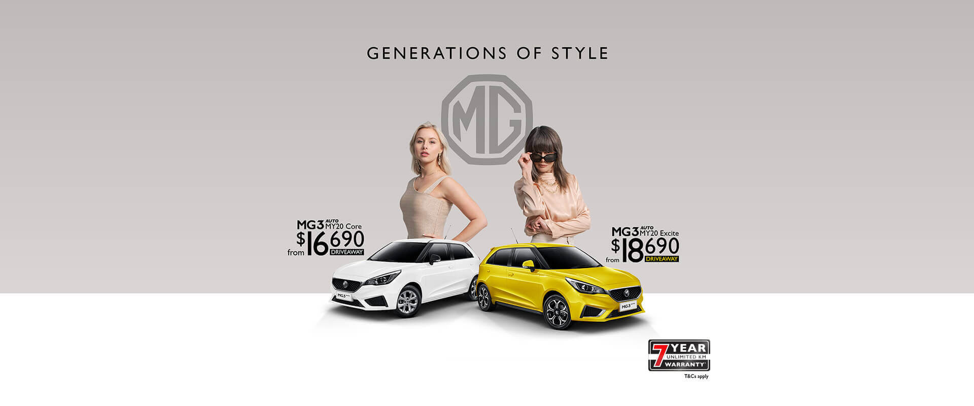 MG - Generations of Style