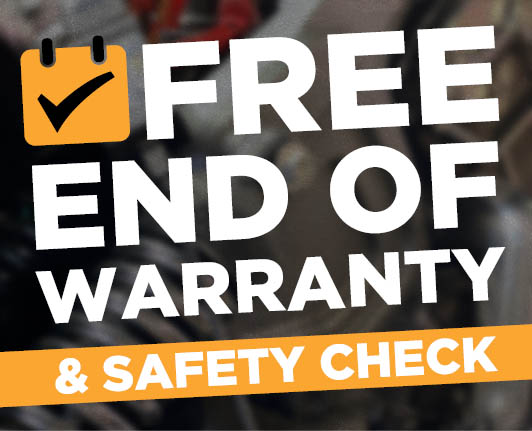 TeamMoto Free End Of Warranty & Safety Check