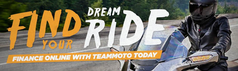 TeamMoto Finance Offer