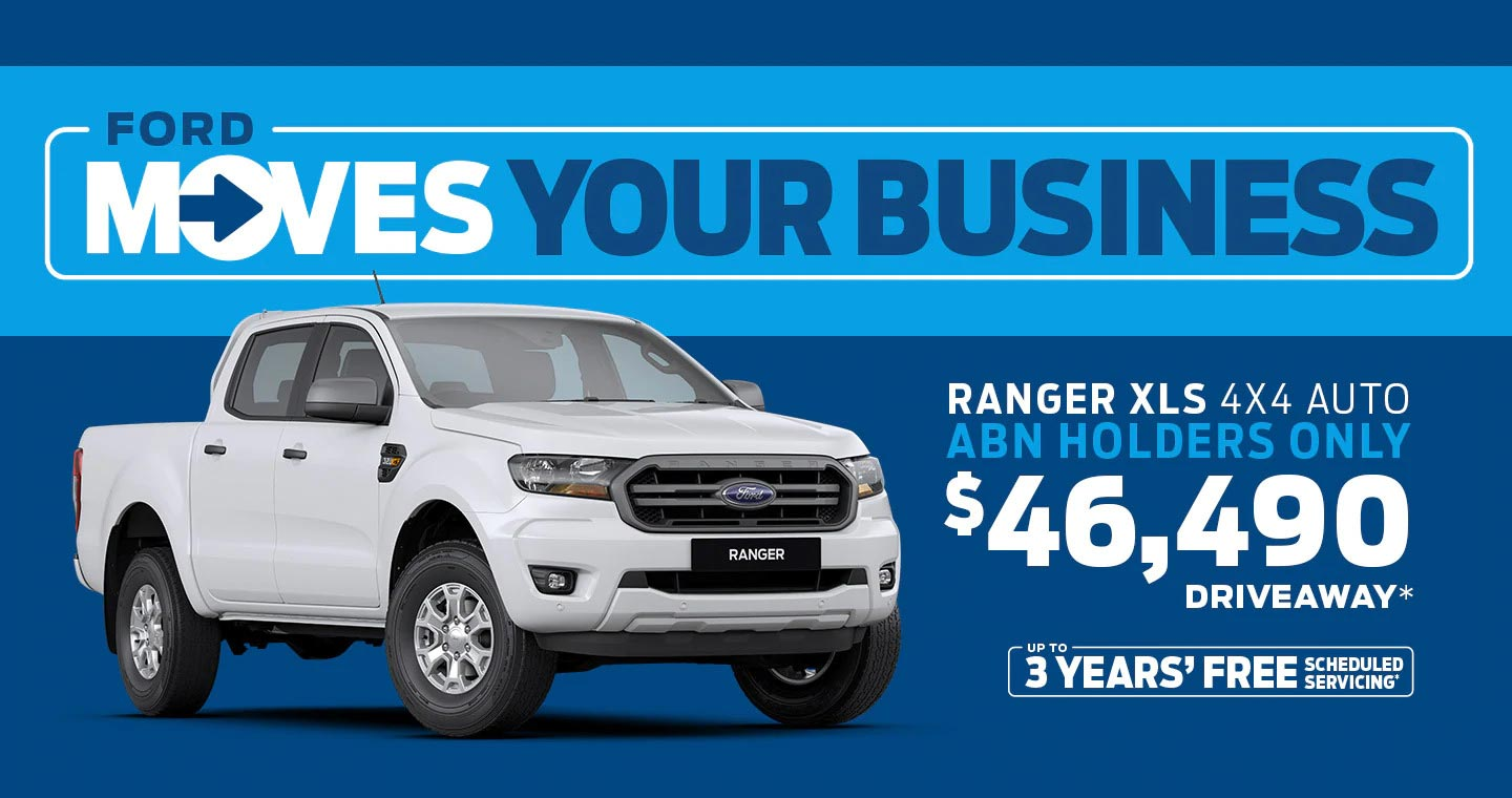 Ford Moves Your Business Offer