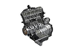 Suzuki-Katana-Engine