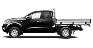 NAVARA RX KING CAB CHASSIS 2WD MAN