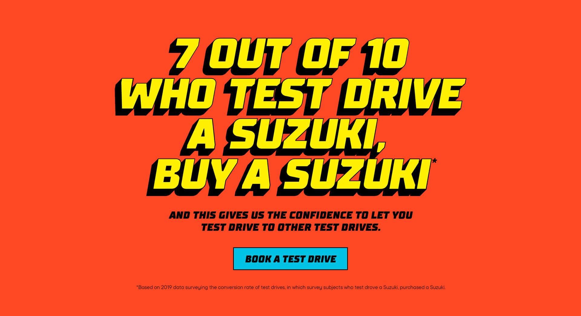 Suzuki Cars Promotion