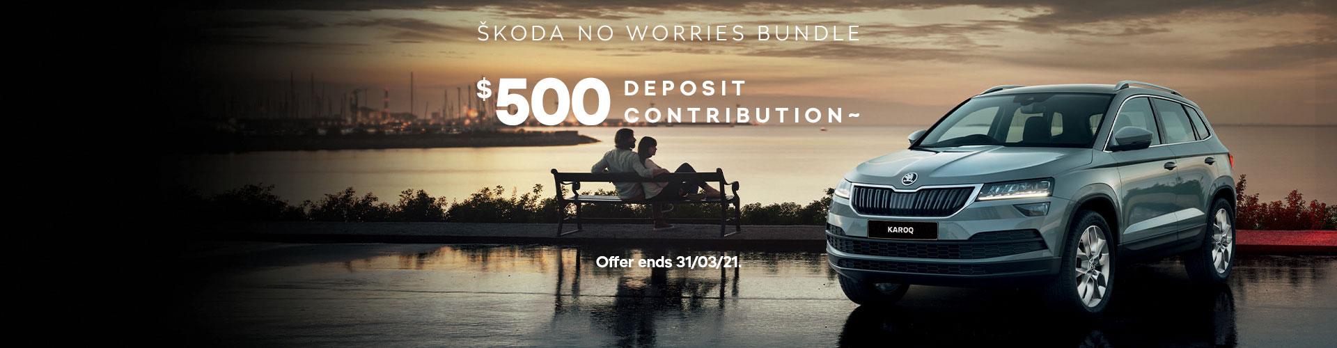 Skoda No Worries Bundle