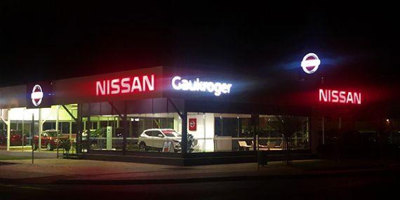 Gaukroger Nissan