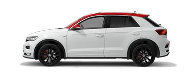 Volkswagen T-Roc X Special Edition
