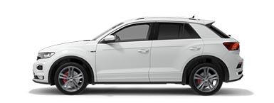 Volkswagen T-Roc 140TSI Sport