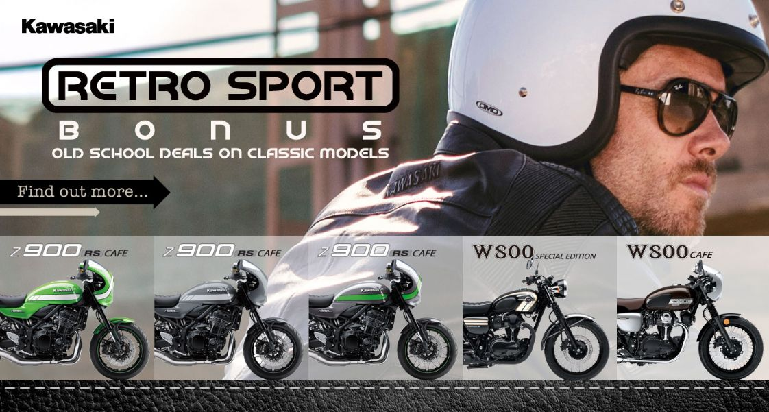 Kawasaki Retro Sport Bonus