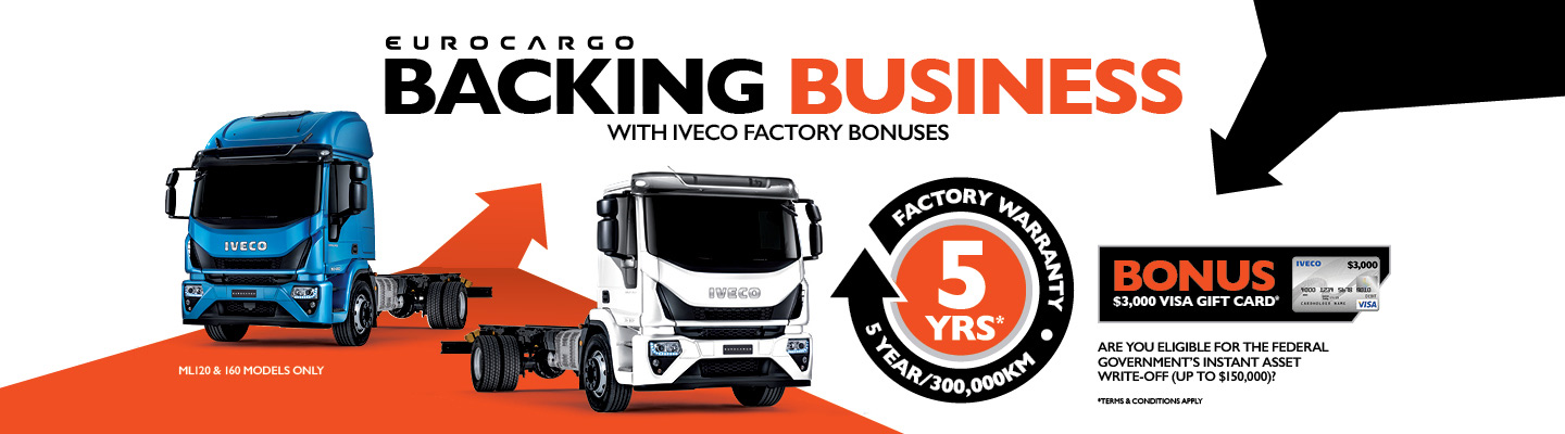 Iveco Backing Business Eurocargo