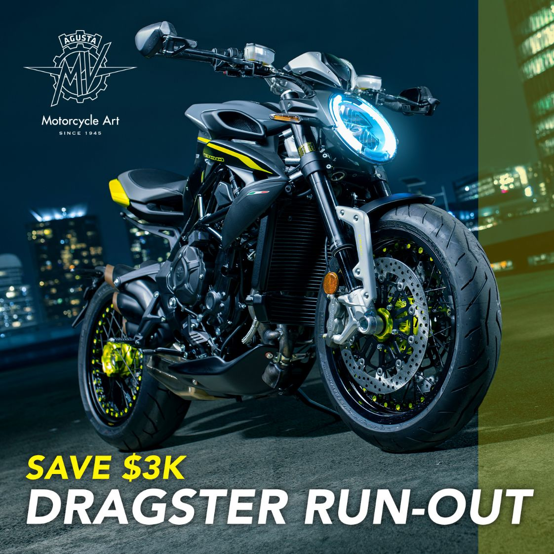MV Dragster Runout