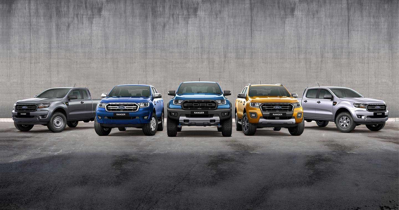 Ford Ranger Range