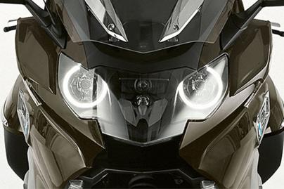 K 1600 GTL - Features