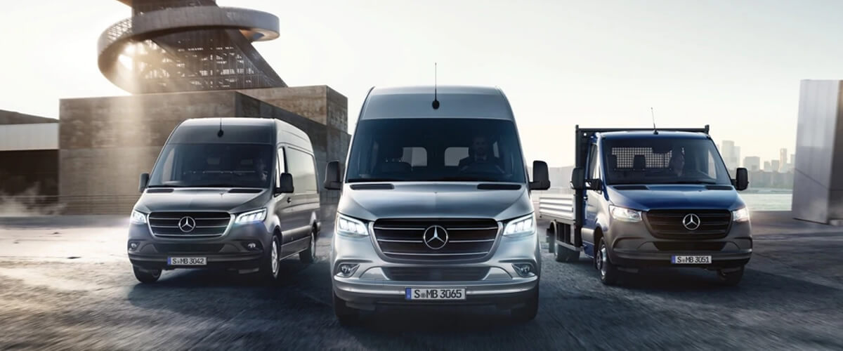 Mercedes-Benz Van Fleet