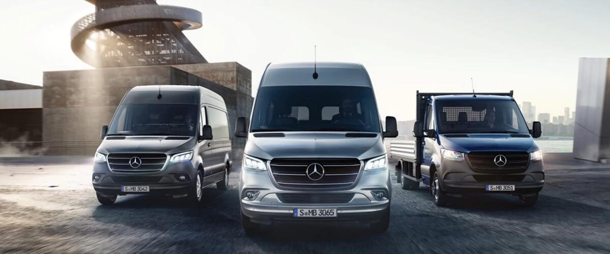 Mercedes-Benz Van Fleet