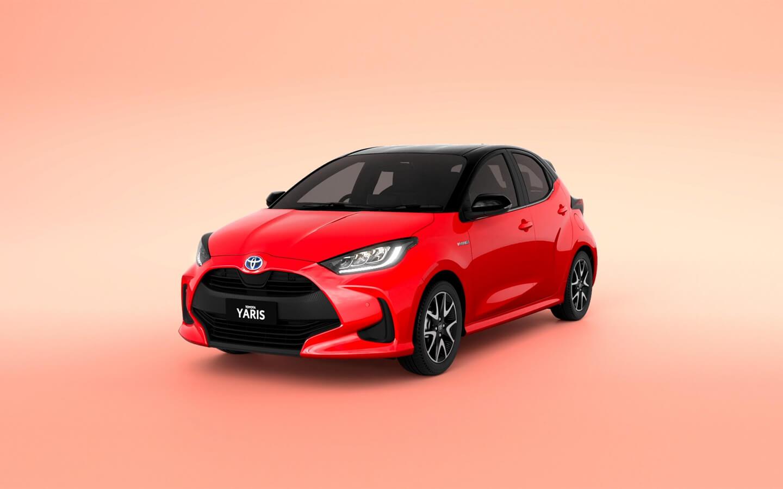 Toyota Yaris 2020 image