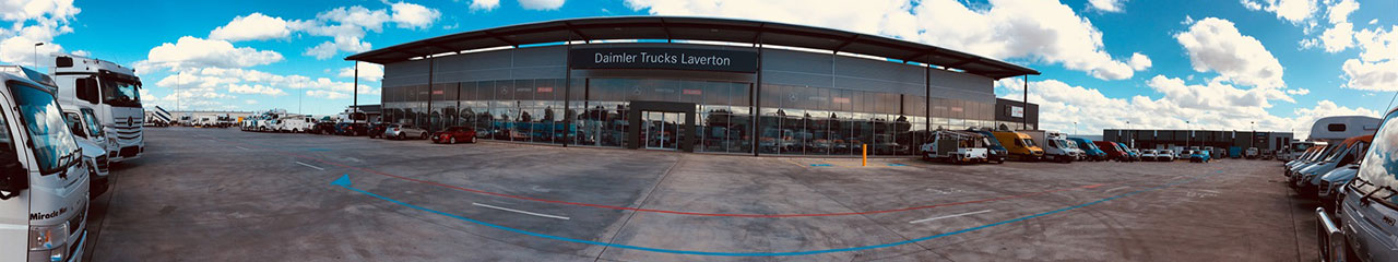 Daimler Trucks Laverton Contact Us