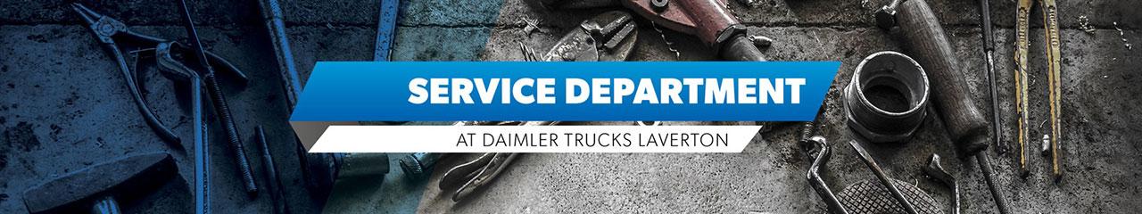 Daimler Trucks Laverton Service